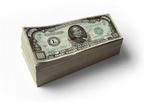 ¿Por qué los dólares son de color verde?