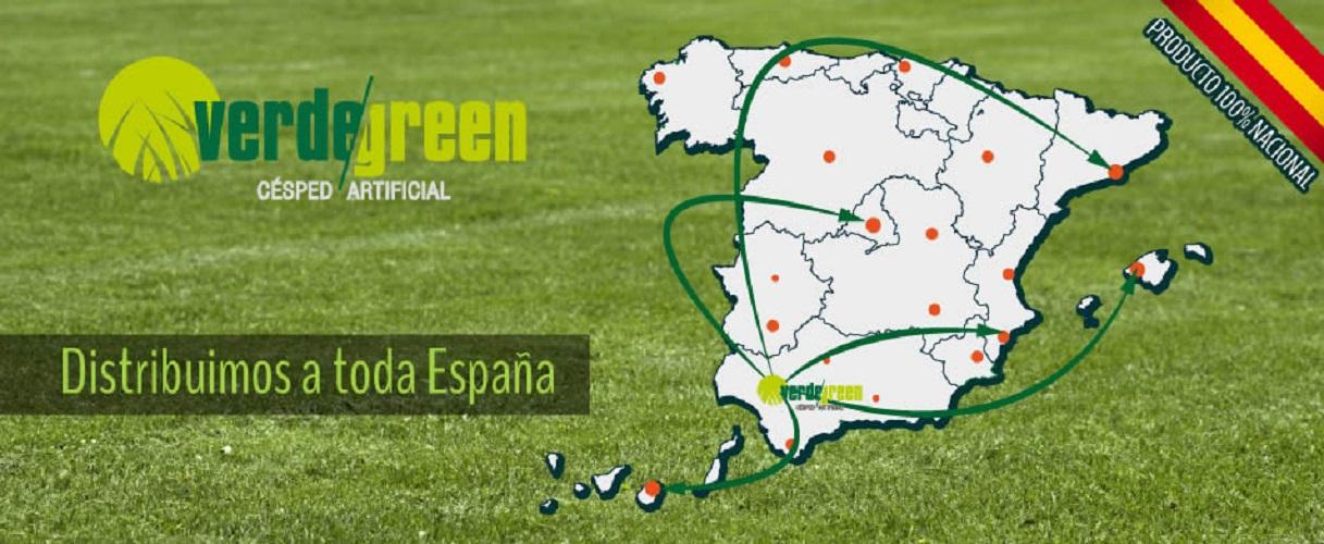 Verde Green Cesped Artificial