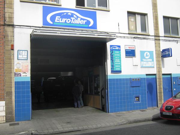 Eurotaller Talleres Fernández