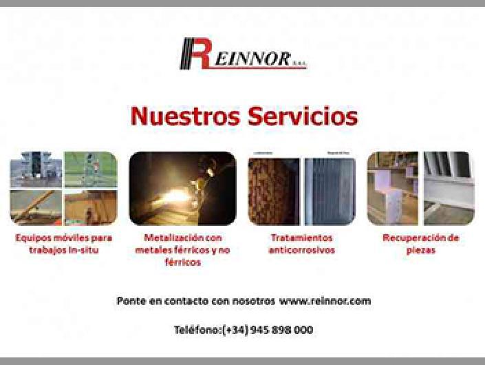 Reinnor Recubrimientos Anticorrosivos S.A.L.