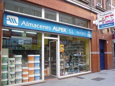 Almacenes Alper, S.L.