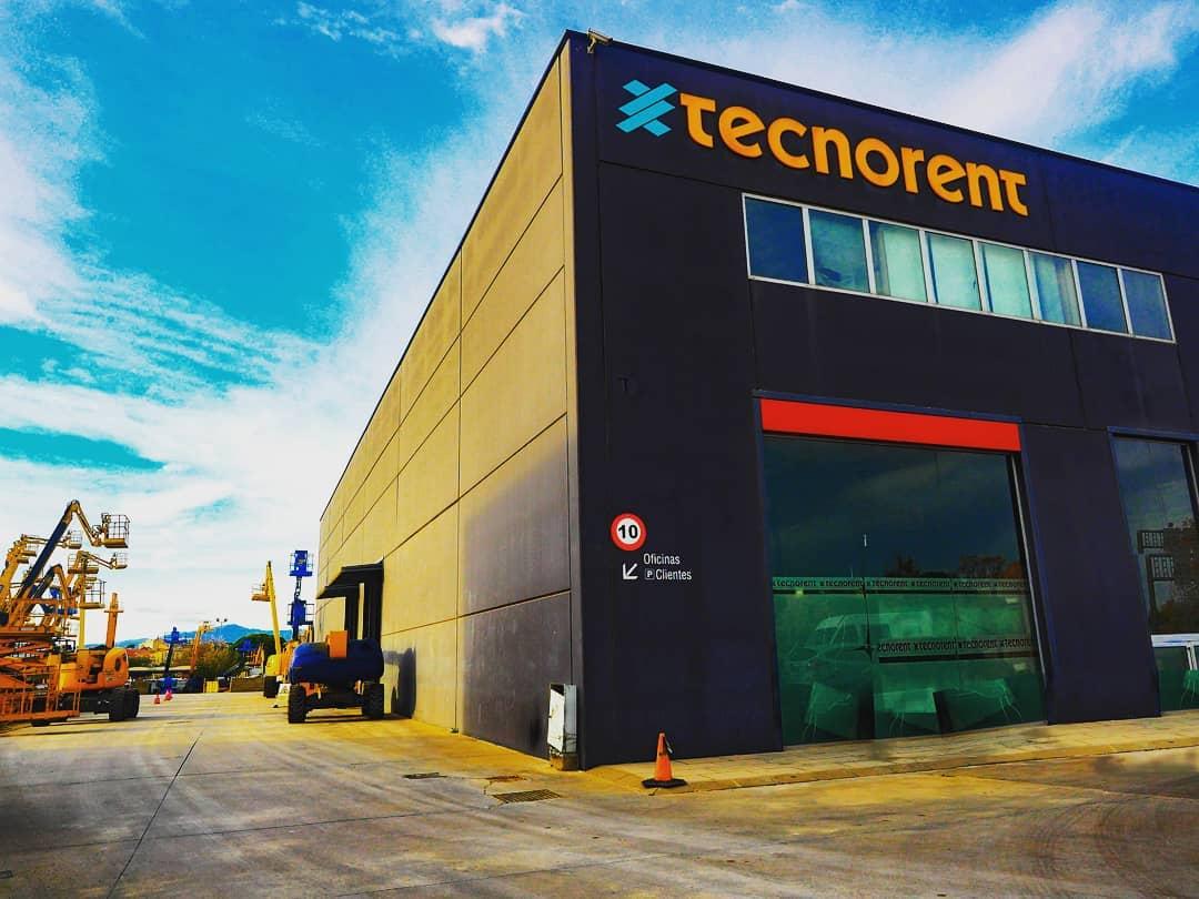 Tecnologías de Elevación SL - Tecnorent