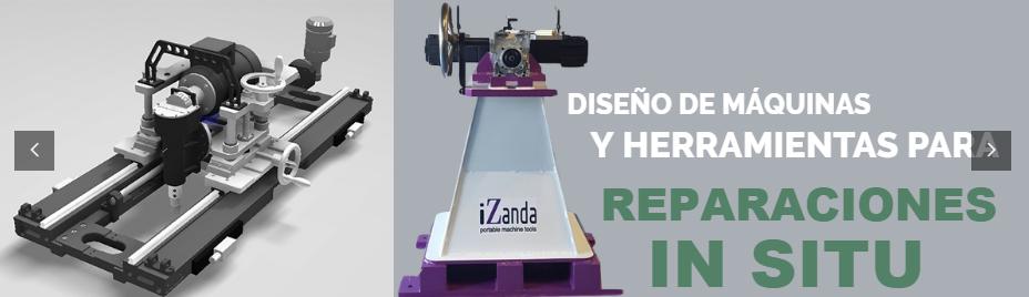 iZanda Portable Machine Tools, S.L.