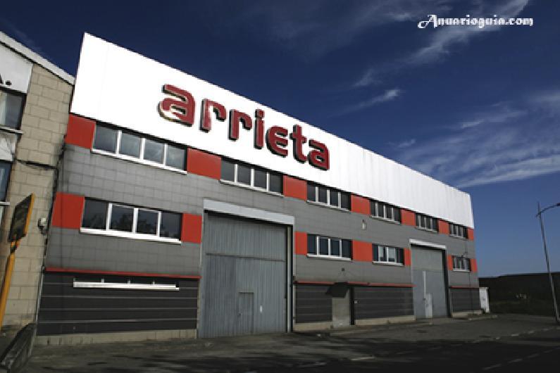Arrieta Materiales y Aplicaciones Industriales, S.A.