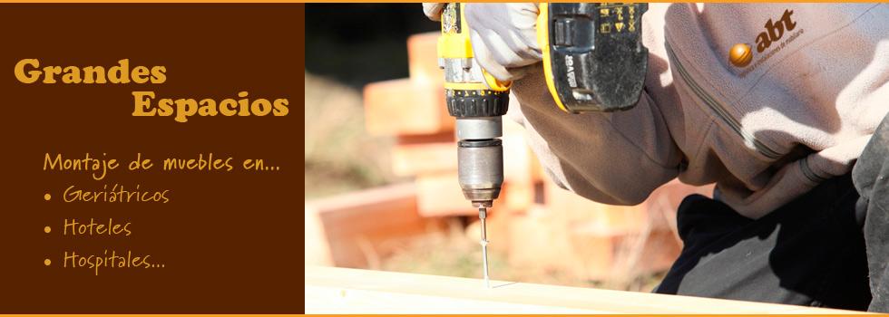ABT logística e instalaciones de mobiliario - Assembly Business In Time, S.L. Asturias