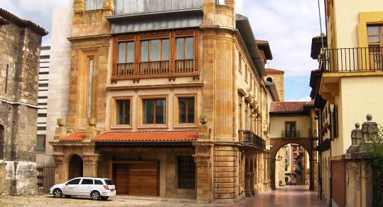 Instalación eléctrica, iluminación, control de accesos, sistema anti intrusión, megafonía, proyección en Museo Arqueológico de Asturias