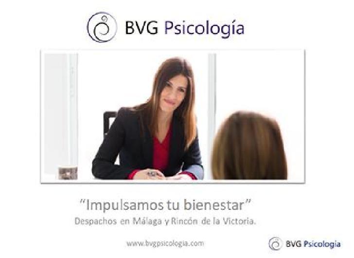 BVG Psicologia en Rincón de la Victoria