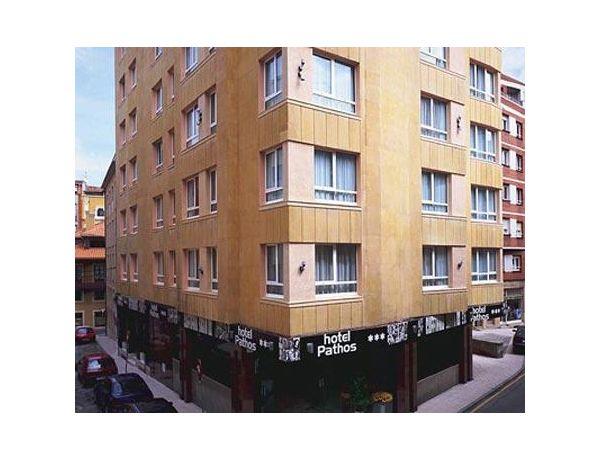 Hotel City House Pathos Gijón ***