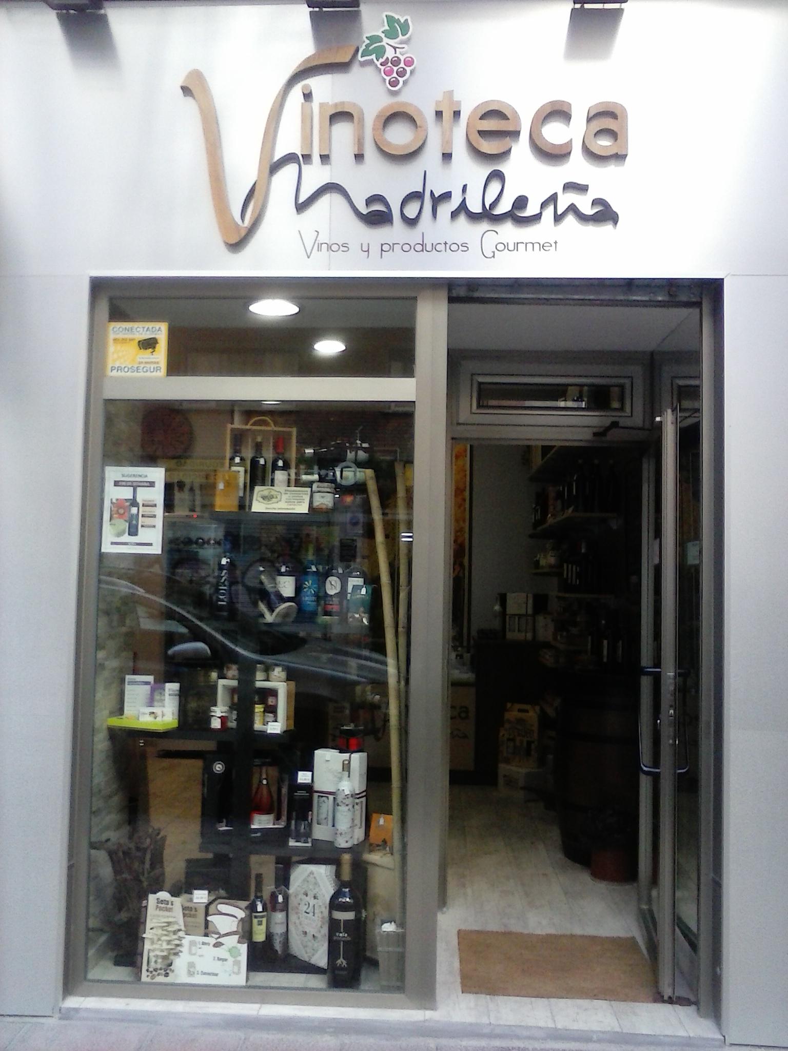 Vinoteca Madrileña