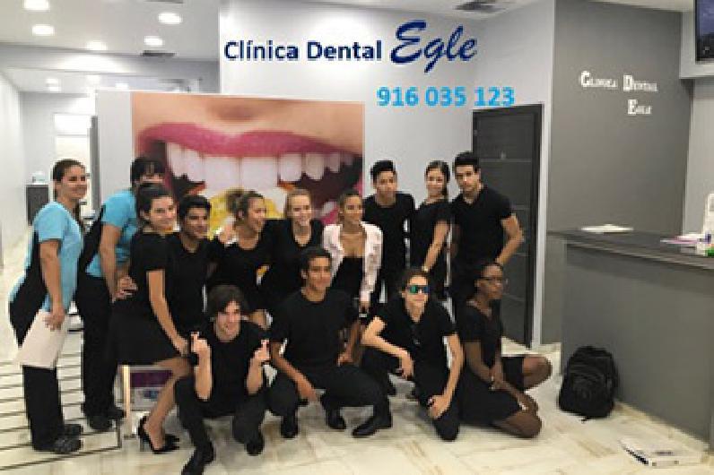 Clínica Dental Egle, S.L.