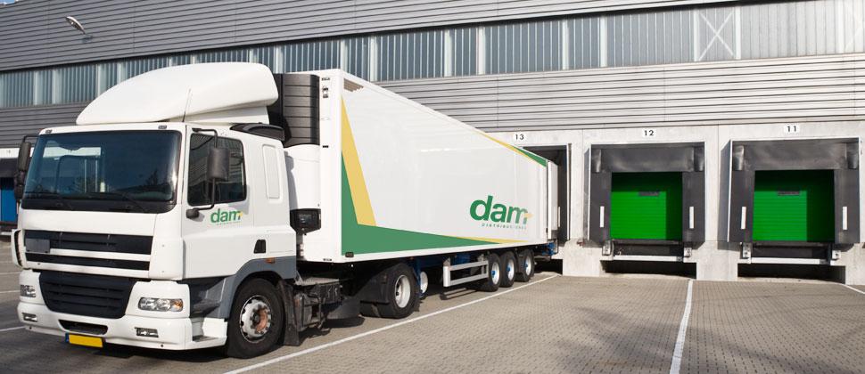 Distribuciones DAM