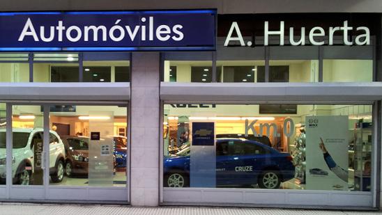 Automoviles Huerta, S.A.