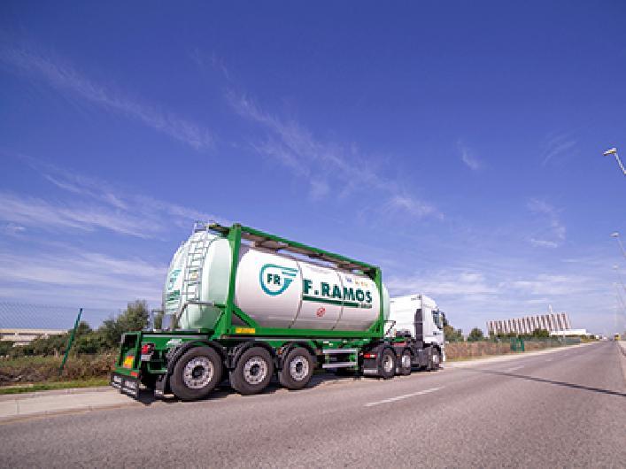 Transportes F. Ramos, S.L.
