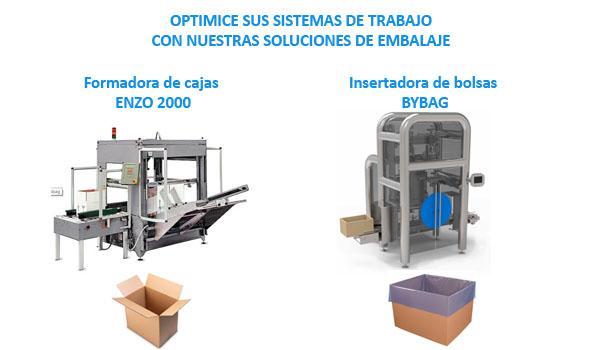 Gutenbag Packaging Systems - Ingeniería y Construcción Maquinas Embalaje, S.L.