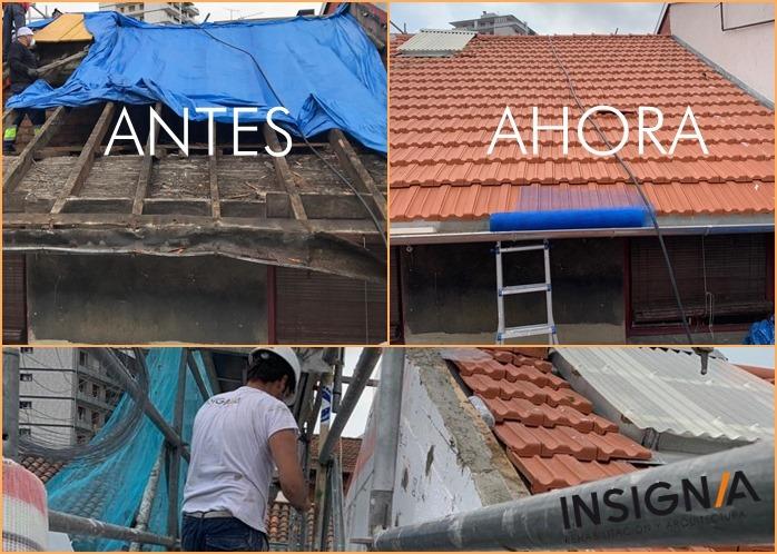 Insignia Rehabilitación y Arquitectura de Edificios