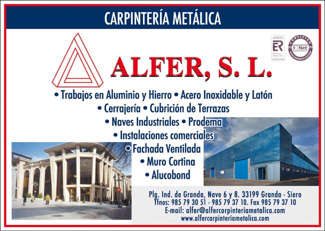 Carpintería Metálica Alfer