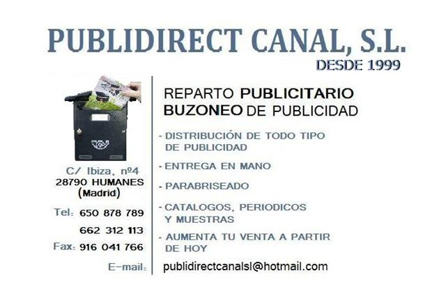 Publidirect Canal
