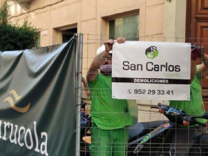 Grupo San Carlos - Demoliciones y Obra Civil