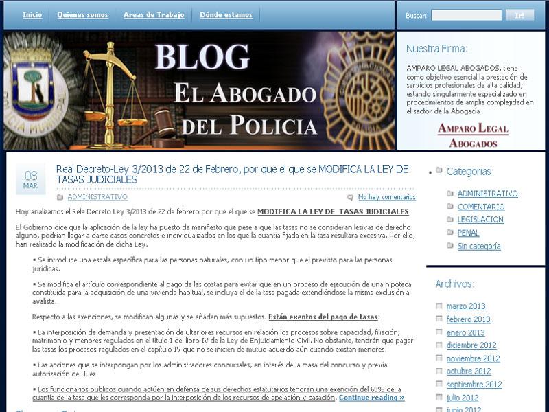 Infoasistencia Web