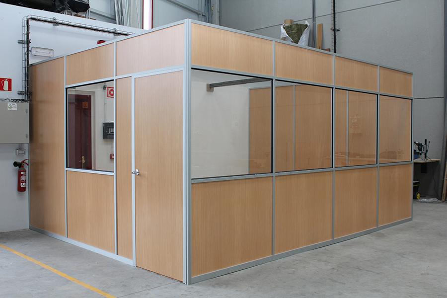 Instalaciones Adip, S.L.U. Mamparas de Oficina