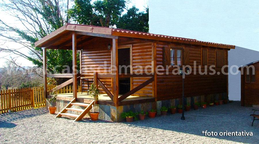 Casas de Madera Plus