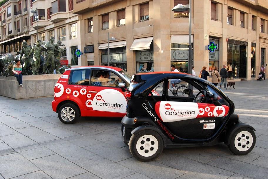CarSharing Navarra