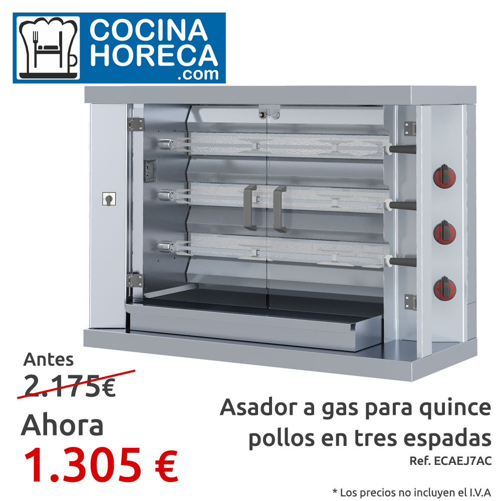COCINA HORECA Industrias Técnicas Veratas, S.L.
