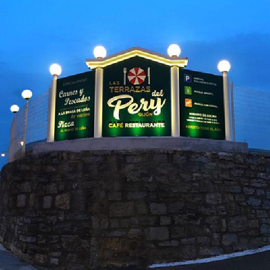 Las Terrazas del Pery - Restaurante de Prestigio
