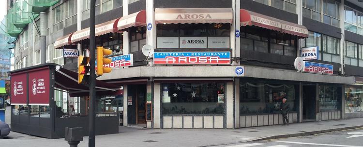 Arosa Cafetería Restaurante