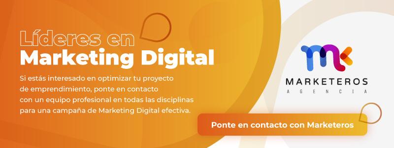 Agencia Digital en Madrid - Marketeros Agencia, S.L.