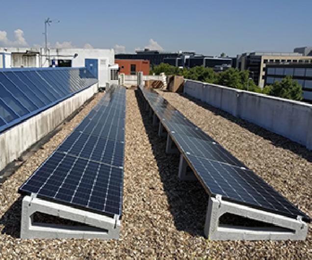 GFM Fotovoltaica - Generaciones Fotovoltáicas de la Mancha, S.L.