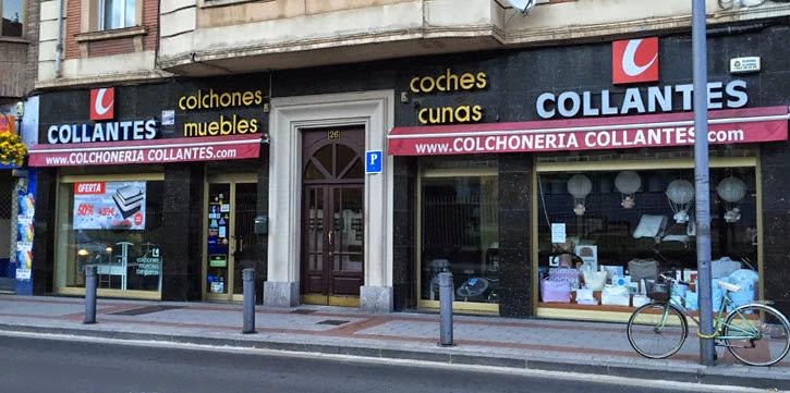 Colchonería Collantes, S.L.U.