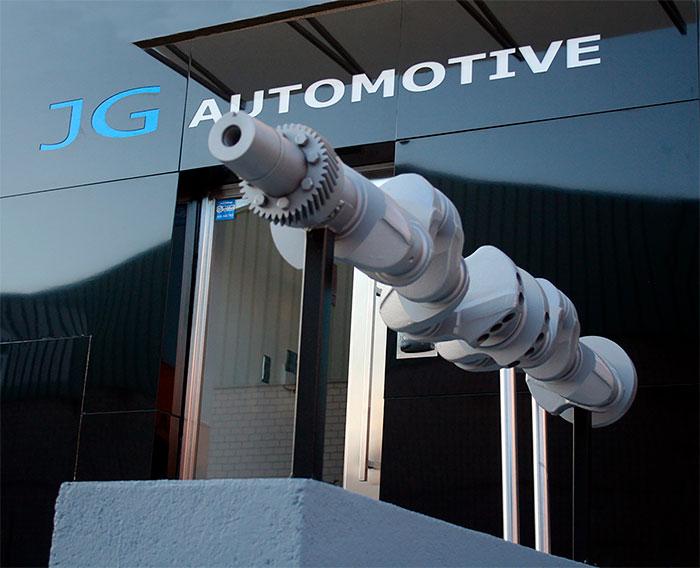 JG Automotive, S.A.