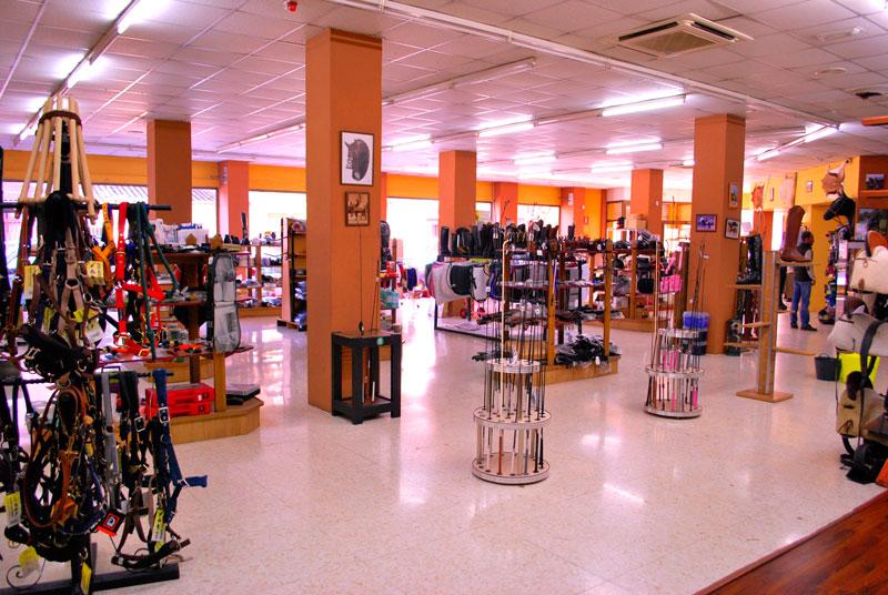 Guardicionería El Serretón, S.L.L. Equorum tienda hípica