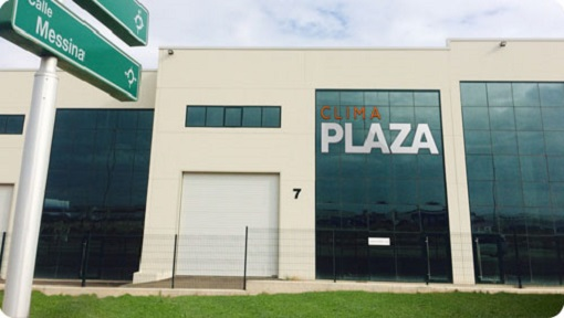 Clima Plaza Augusta 3000