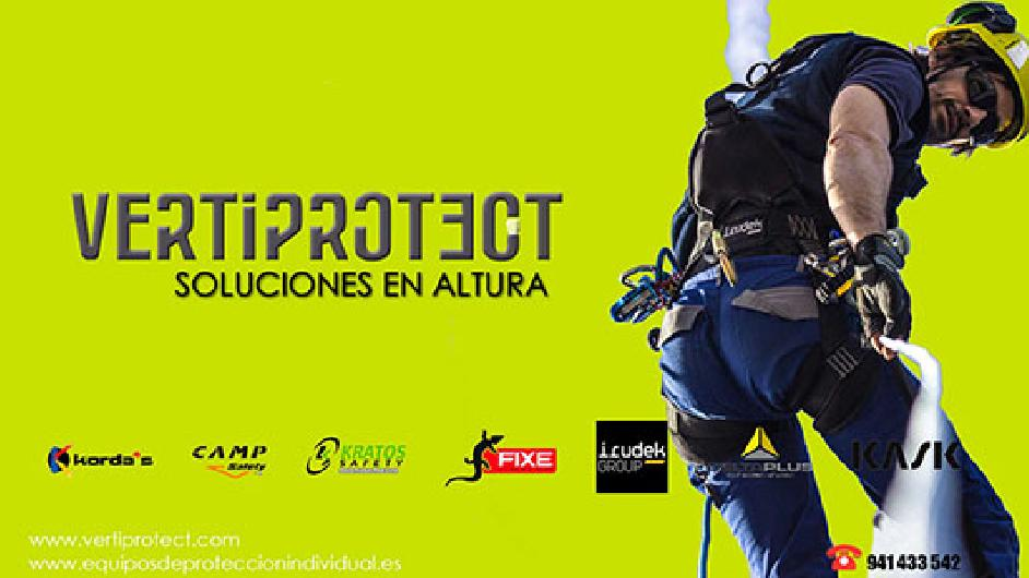 Vertiprotect, S.L.U. - Trabajos Verticales - Soluciones en Altura