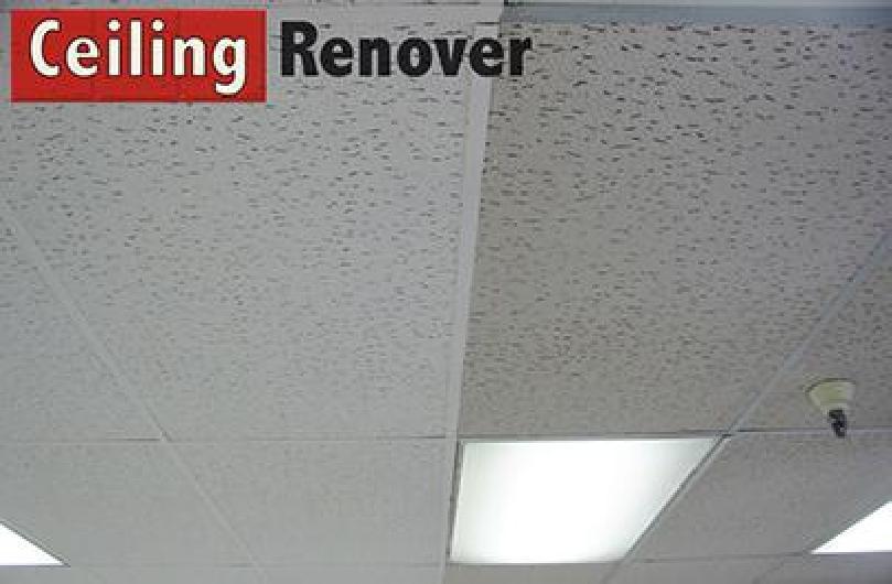 Ceiling Renover - Limpieza de techos en Madrid