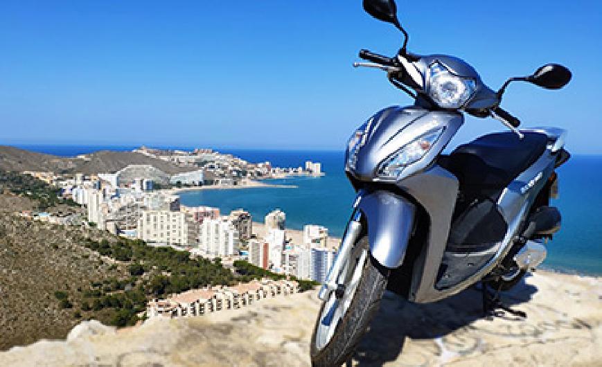 Moto Llopis - Venta, Alquiler y Recambios