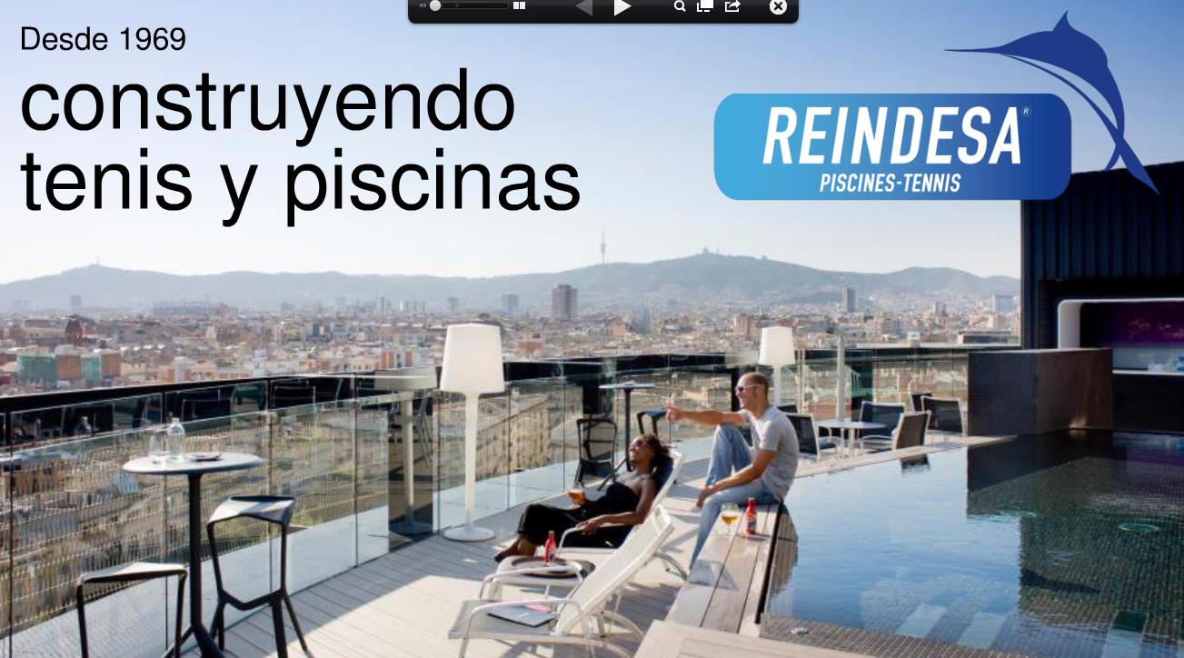 Reindesa | Construcción de Tenis y Piscinas