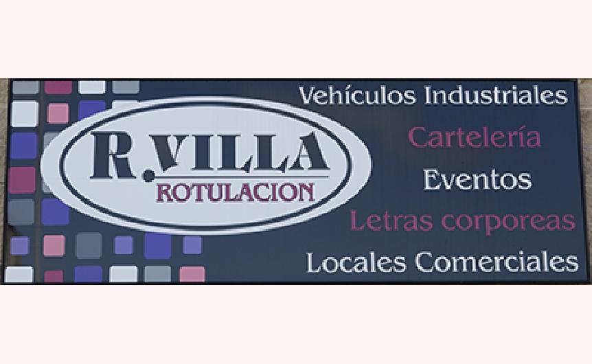Rótulos R. Villa
