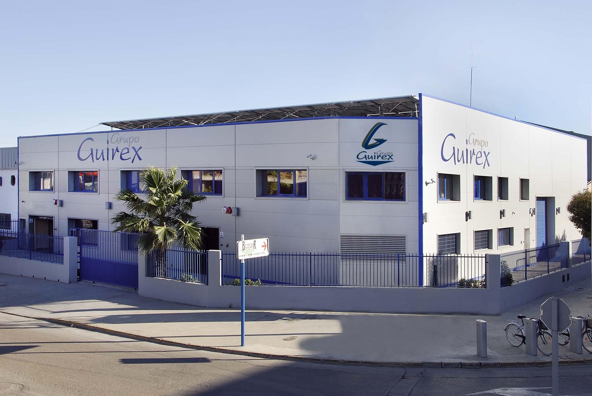 Grupo Guirex, S.L. Seguridad y Alarmas