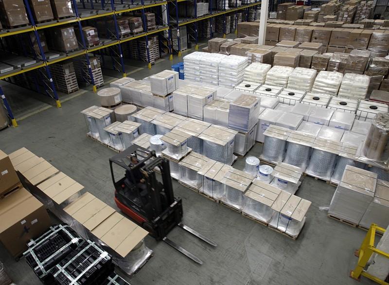 Almacenaje, logística y distribución de productos