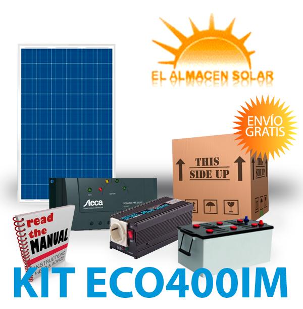 Ecogal Energía, S.L. EL ALMACEN SOLAR