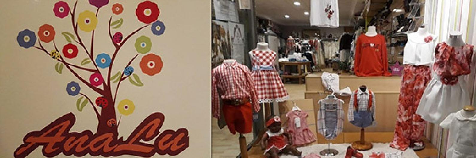 Analu Modas Tienda online de Ropa para Bebés, Niños y Niñas