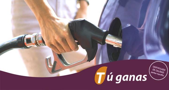Gasolinera TGAS Petróleos Archiliélago, S.A.