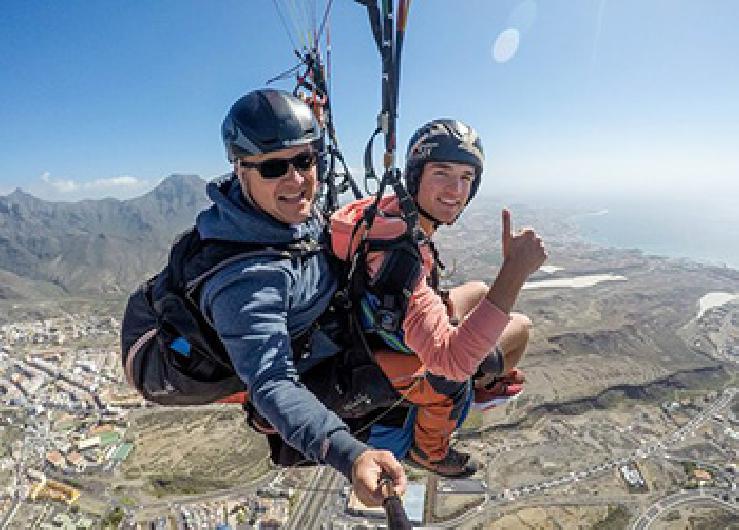Overfly Tenerife