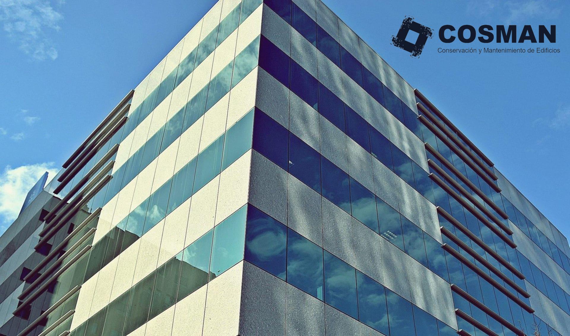 COSMAN Conservación y Mantenimiento de Edificios, S.L.