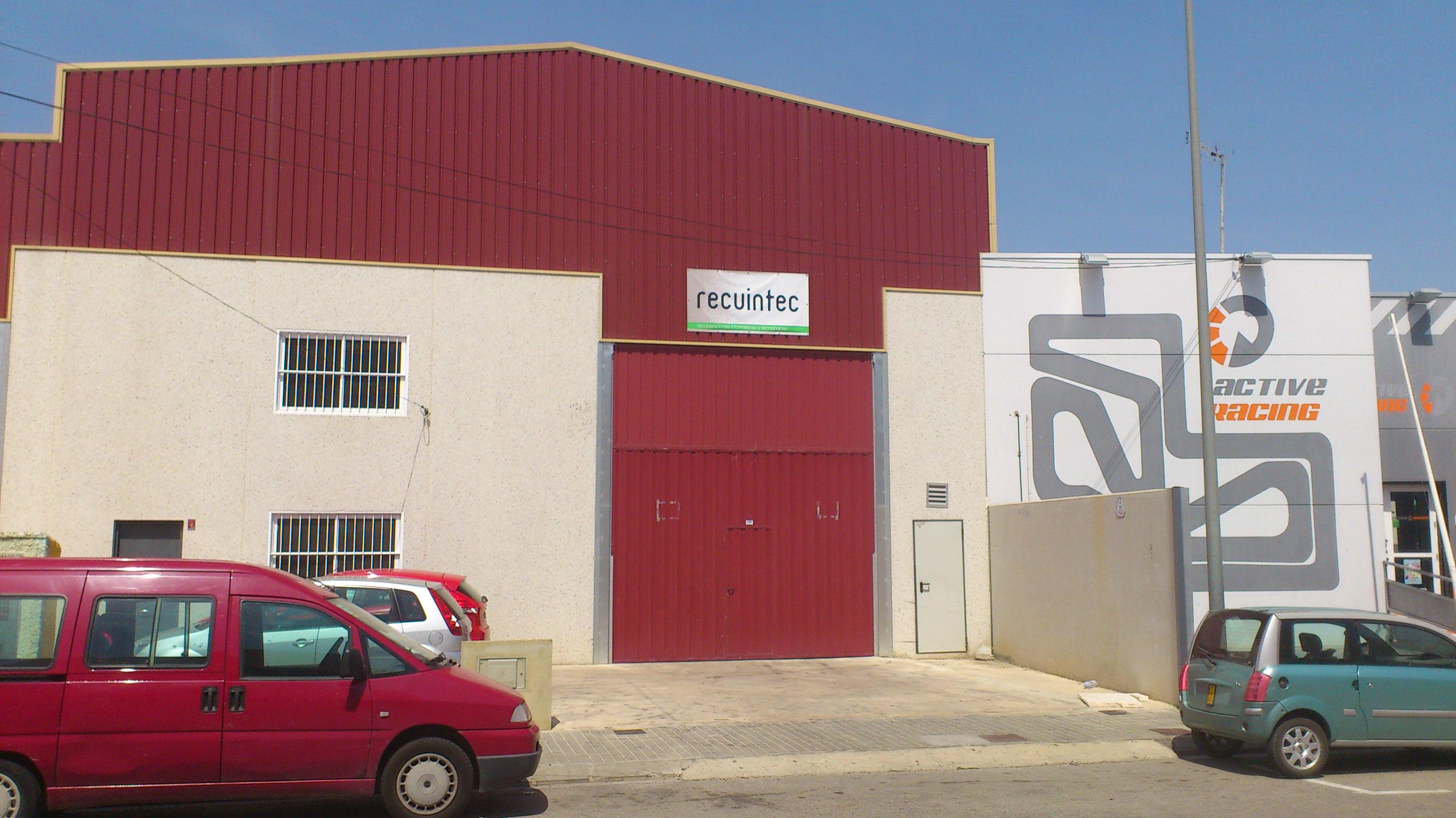 RECUINTEC Recuperaciones Informáticas y Tecnológicas, S.L.