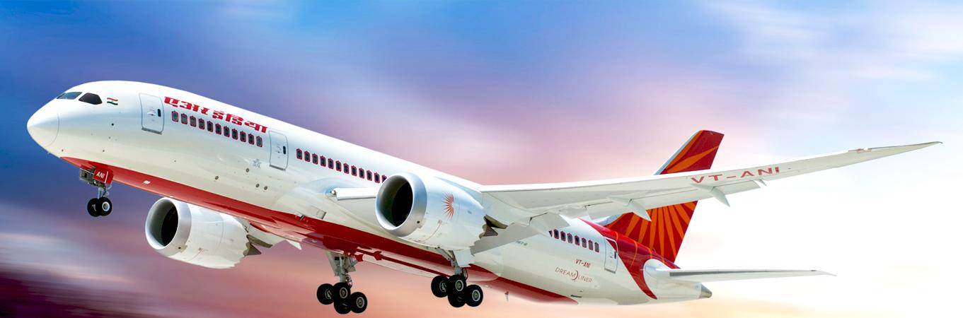 AIR INDIA Silon Aviación, S.R.L. Vuelos a India