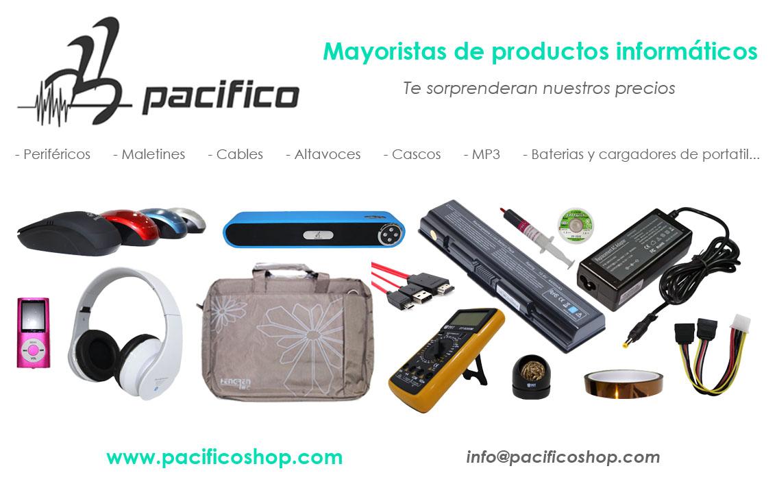 Pacifico Shop
